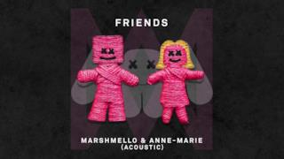 Anne-Marie - FRIENDS (Video ufficiale e testo)