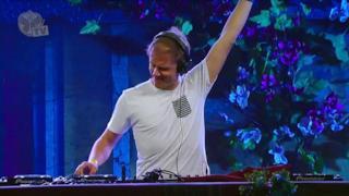 Armin Van Buuren Tomorrowland 2015