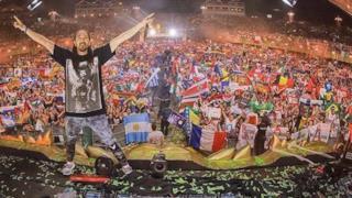 Steve Aoki @ Tomorrowland Belgium 2017