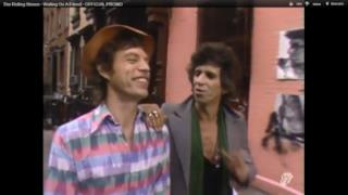 The Rolling Stones - Waiting On a Friend (Video ufficiale e testo)