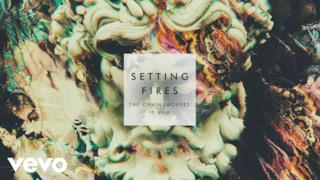The Chainsmokers - Setting Fires (Audio) ft. XYLØ