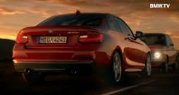 BMW Serie 2 Coupè la canzone pubblicità e il video