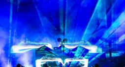 Deadmau5 - Live @Honda Stage