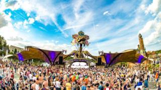 Getter @ Tomorrowland Belgium 2017 (Monstercat Stage)