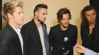 One Direction, l'intervista nel backstage dei Billboard Music Awards 2015 (video)