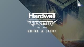 Hardwell - Shine a Light (feat. KiFi) (Video ufficiale e testo)