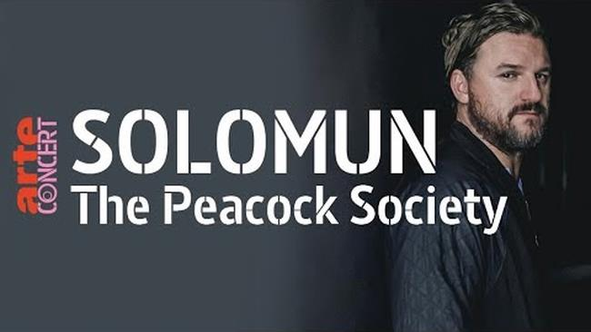 Solomun - live (Full Show HiRes) @ Peacock Society 2018 – ARTE Concert