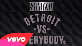 "Eminem, Royce Da 5'9"", Big Sean, Danny Brown, Dej Loaf, Trick Trick - Detroit Vs. Everybody (audio ufficiale)"