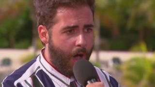 Andrea Faustini entra nel cast di X Factor UK 2014 (video)