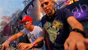 Tomorrowland 2012 - Skrillex, Paul Van Dyk, Dimitri Vegas & Like Mike