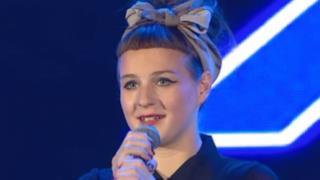 X Factor 8 a ritmo di swing: il provino della scozzese Emma