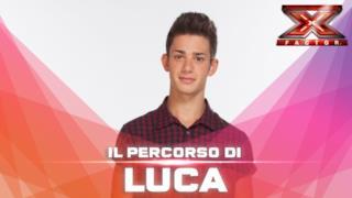 X Factor 2015, video-presentazione di Luca (Under Uomini)