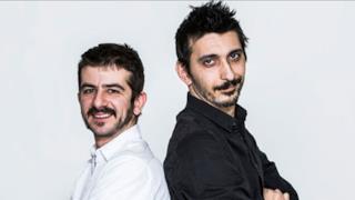 Biggio E Mandelli - E La Vita E La Vita (Sanremo 2015 cover Cochi e Renato)