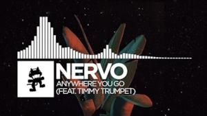 Le NERVO e Timmy Trumpet uniscono le forze per Anywhere You Go