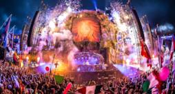 Kaskade @TomorrowWorld 2014