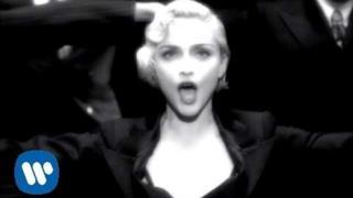 Madonna - Vogue (Edit Version) (Video ufficiale e testo)