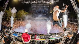 The Chainsmokers Ultra Music Festival 2016