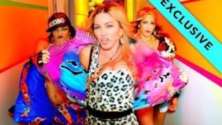 Madonna fa festa nel video ufficiale per Bitch I'm Madonna