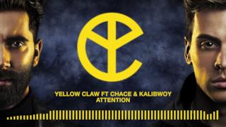 Yellow Claw - Attention (feat. Chace & Kalibwoy) (Video ufficiale e testo)