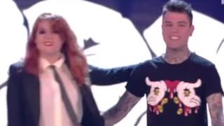 Fedez feat. Noemi - L'amore Eternit (live The Voice Of Italy 2015)
