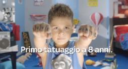 Canzone pubblicità X Factor 8 settembre 2014 con Fedez bambino
