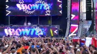 Showtek - Ultra Music Festival Europe 2014