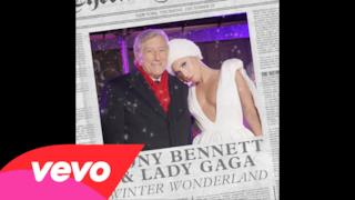 Tony Bennett - Winter Wonderland (Video ufficiale e testo)