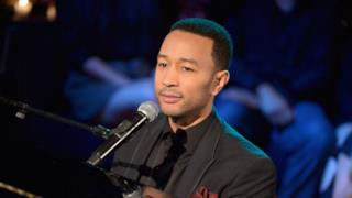 John Legend & Common - Glory (live Oscar 2015 video)