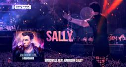 Hardwell - Sally feat. Harrison