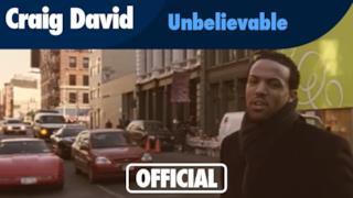 Craig David - Unbelievable (Dcypha Remix) (Video ufficiale e testo)