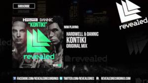 Hardwell - Kontiki (Video ufficiale e testo)