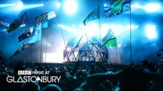Deadmau5 Glastonbury 2015