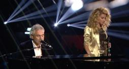 Andrea Bocelli duetta con Tori Kelly in Give me a reason agli MTV EMA 2015 (VIDEO)