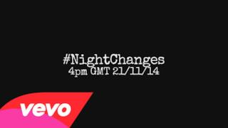 One Direction - Night Changes 1 day to go teaser con Harry Styles