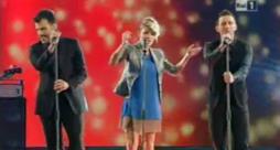 Emma, Modà e Francesco Renga - Arriverà (sanremo 2011 duetti)