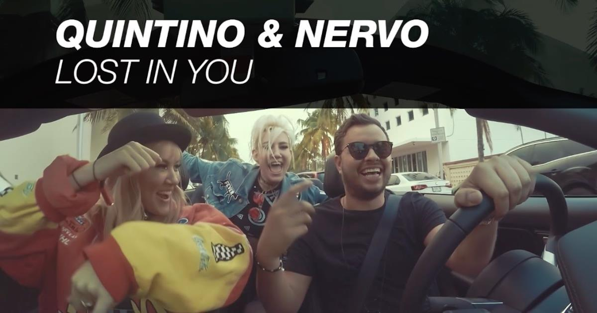 quintino nervo lost in you teaser allsongs. Black Bedroom Furniture Sets. Home Design Ideas