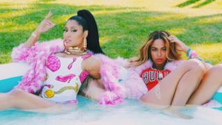 Nicki Minaj, il video di Feeling Myself ft. Beyoncé in esclusiva su Tidal