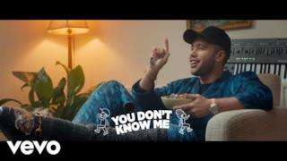 Jax Jones - You Don't Know Me (feat. RAYE) (Video ufficiale e testo)