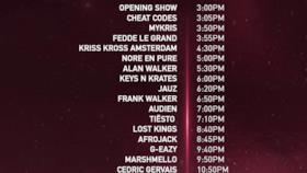 ULTRA LIVE presents Ultra Music Festival 2018 - DAY2