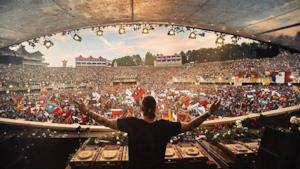Steve Angello - Tomorrowland Belgium 2016