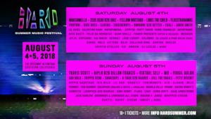 HARD Summer Music Festival  2018 Live Stream - Day 1