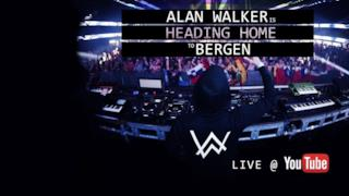 Alan Walker is Heading Home (LIVE STREAM RECORDING)