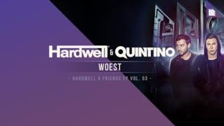 Hardwell - Woest (Video ufficiale e testo)