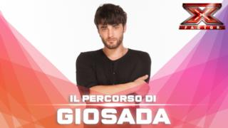 X Factor 2015, video-presentazione di Giosada (Over)