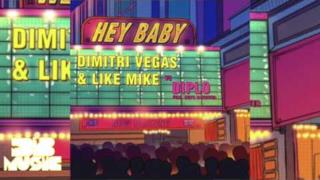 Dimitri Vegas & Like Mike vs Diplo - Hey Baby (audio)