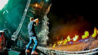 Martin Garrix - Live @ Ultra Music Festival Japan 2016