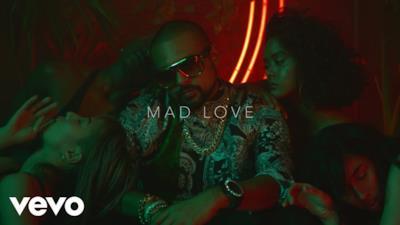 Sean Paul, David Guetta - Mad Love ft. Becky G