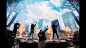 Cheat Codes LIVE @ Ultra Miami 2018