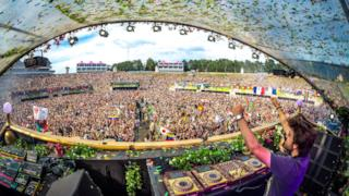 Tomorrowland Belgium 2016 | Oliver Heldens