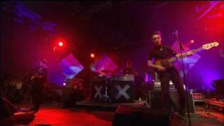 The xx - Crystalised (Live Glastonbury2010)